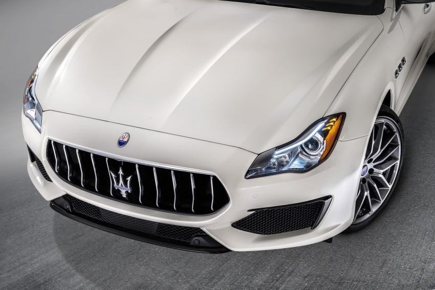 Maserati Quattroporte facelift arrives in Malaysia – GranSport, GranLusso variants; 3.0 V6  from RM779k Image #599590