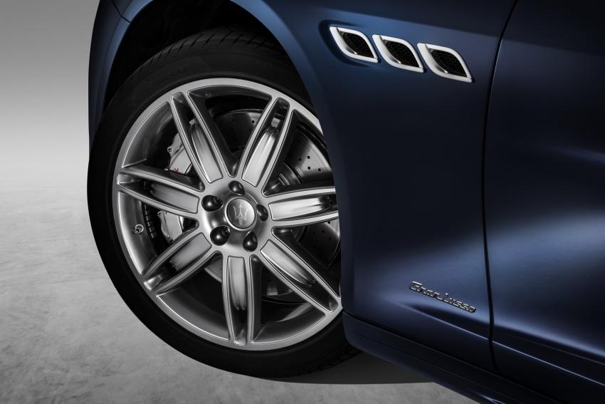 Maserati Quattroporte facelift tiba di Malaysia – varian GranSport, GranLusso; 3.0 V6, harga dari RM779k Image #599936
