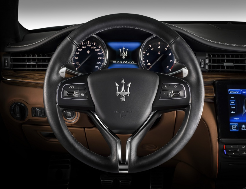 Maserati Quattroporte facelift arrives in Malaysia – GranSport, GranLusso variants; 3.0 V6  from RM779k Image #599617