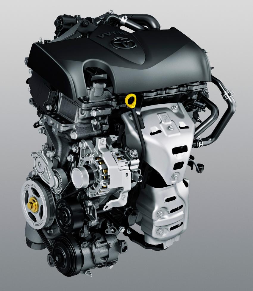Toyota Puts New 1 5l Estec Engine Into Euro Yaris Image 608087