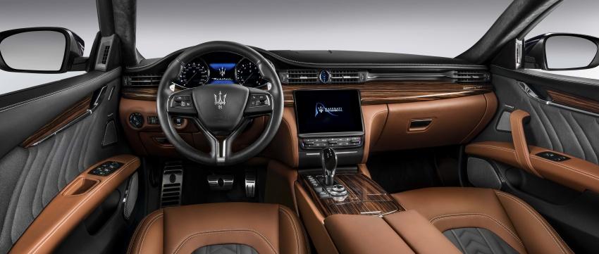 Maserati Quattroporte facelift tiba di Malaysia – varian GranSport, GranLusso; 3.0 V6, harga dari RM779k Image #599932