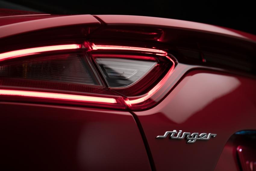 2018 Kia Stinger unveiled – it's a production Kia GT! Image #600016