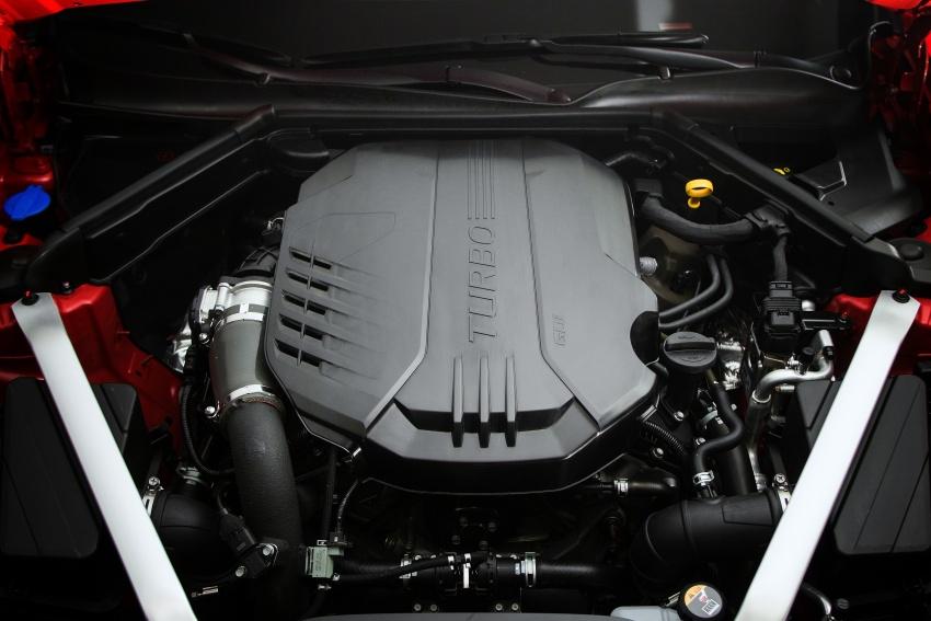2018 Kia Stinger unveiled – it's a production Kia GT! Image #600033