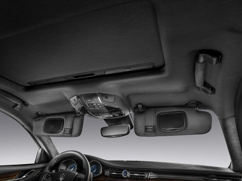 Maserati Quattroporte facelift tiba di Malaysia – varian GranSport, GranLusso; 3.0 V6, harga dari RM779k Image #599930