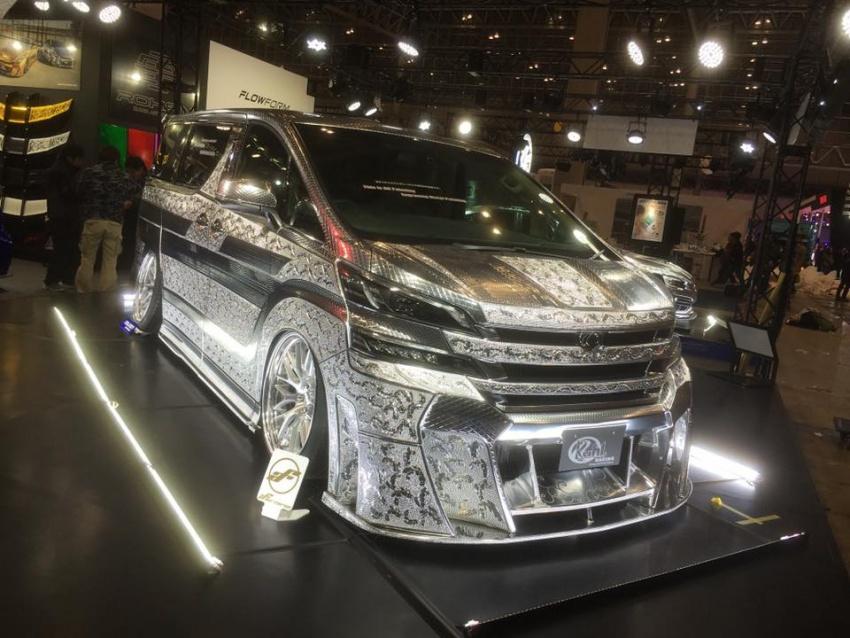 GALERI: Kuhl-Racing di Tokyo Auto Salon 2017 Image #605178
