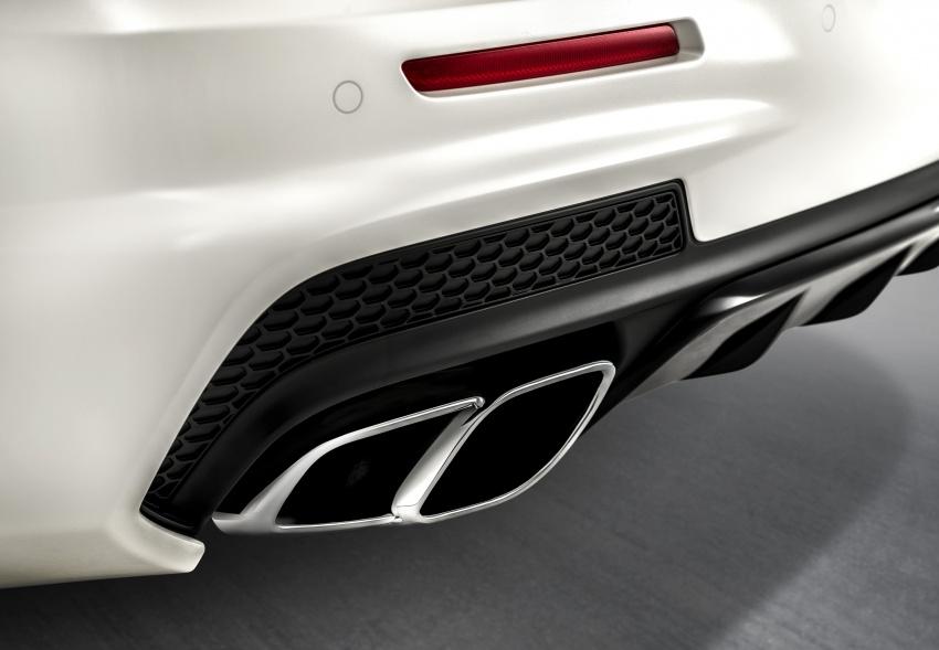 Maserati Quattroporte facelift tiba di Malaysia – varian GranSport, GranLusso; 3.0 V6, harga dari RM779k Image #599951