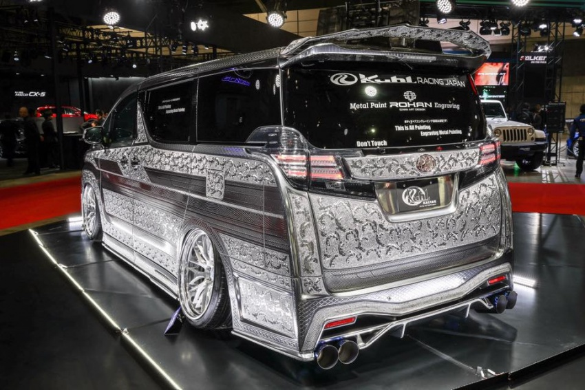 GALERI: Kuhl-Racing di Tokyo Auto Salon 2017 Image #605217