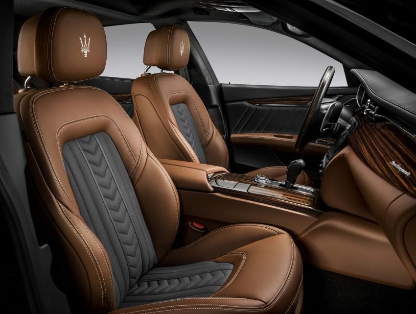 Maserati Quattroporte facelift tiba di Malaysia – varian GranSport, GranLusso; 3.0 V6, harga dari RM779k Image #599927