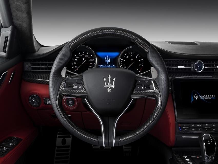 Maserati Quattroporte facelift tiba di Malaysia – varian GranSport, GranLusso; 3.0 V6, harga dari RM779k Image #599950