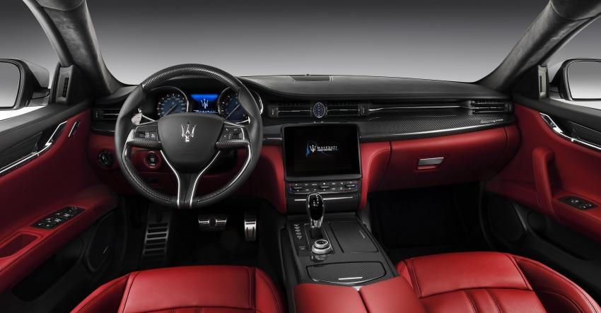 Maserati Quattroporte facelift tiba di Malaysia – varian GranSport, GranLusso; 3.0 V6, harga dari RM779k Image #599949