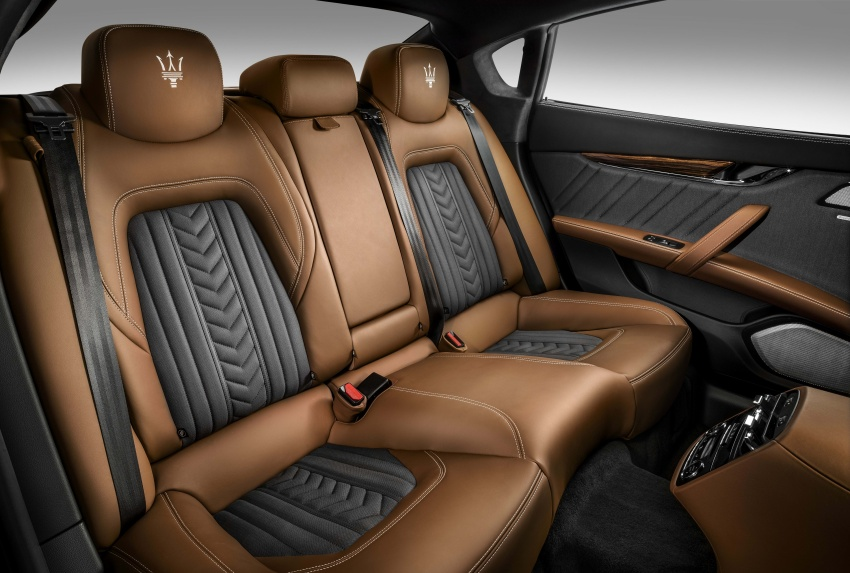 Maserati Quattroporte facelift arrives in Malaysia – GranSport, GranLusso variants; 3.0 V6  from RM779k Image #599626