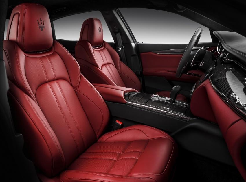 Maserati Quattroporte facelift tiba di Malaysia – varian GranSport, GranLusso; 3.0 V6, harga dari RM779k Image #599948