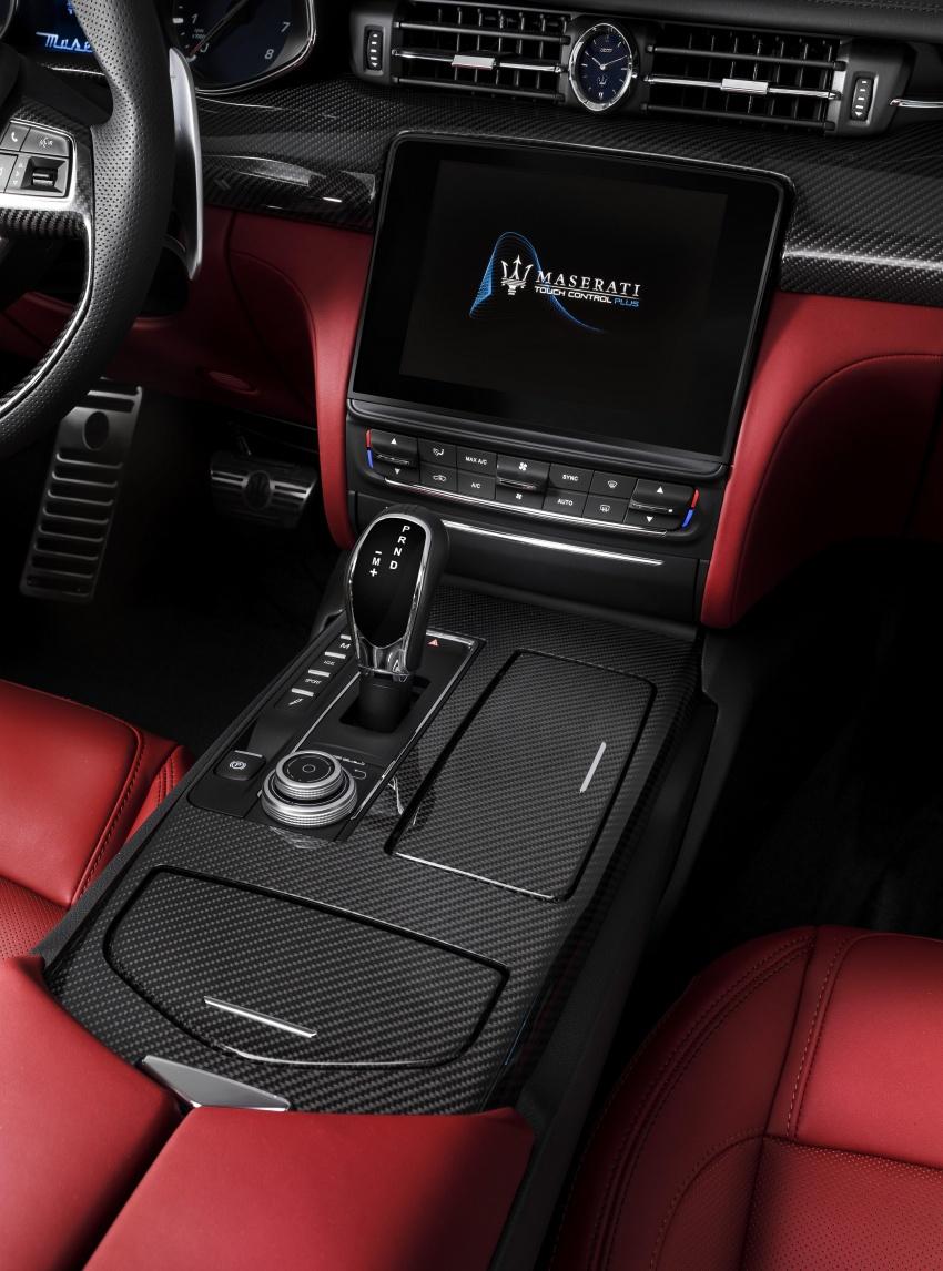 Maserati Quattroporte facelift tiba di Malaysia – varian GranSport, GranLusso; 3.0 V6, harga dari RM779k Image #599947