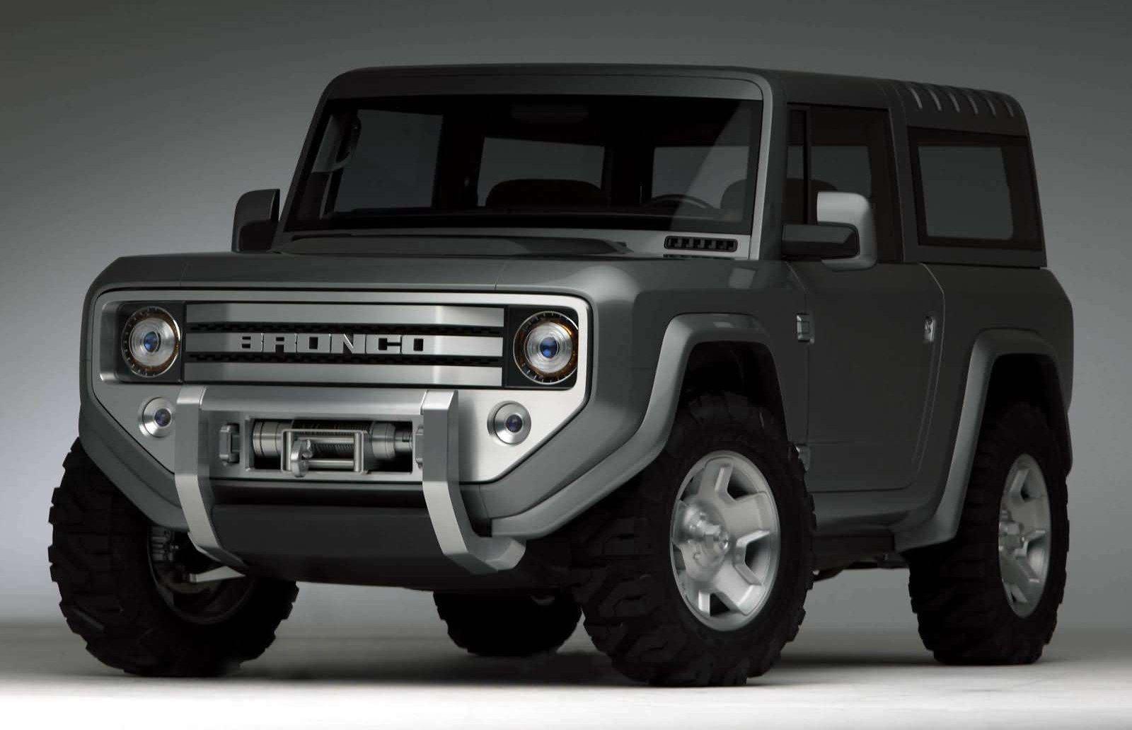 ford bronco 4x4 confirmed for 2020 ranger based. Black Bedroom Furniture Sets. Home Design Ideas