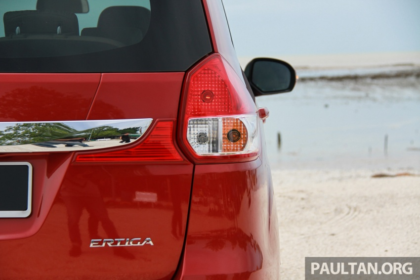DRIVEN: Proton Ertiga – taking it out on the road Image #599794
