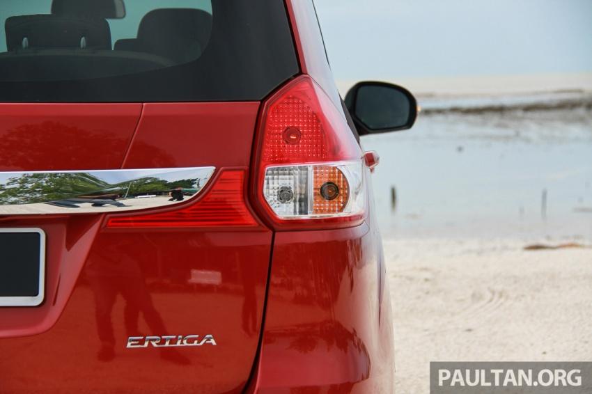DRIVEN: Proton Ertiga – taking it out on the road Image #599794