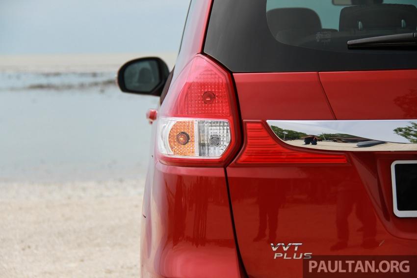 DRIVEN: Proton Ertiga – taking it out on the road Image #599795