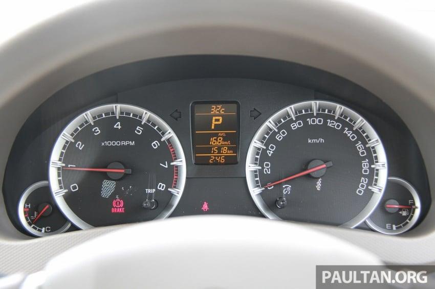 DRIVEN: Proton Ertiga – taking it out on the road Image #599800