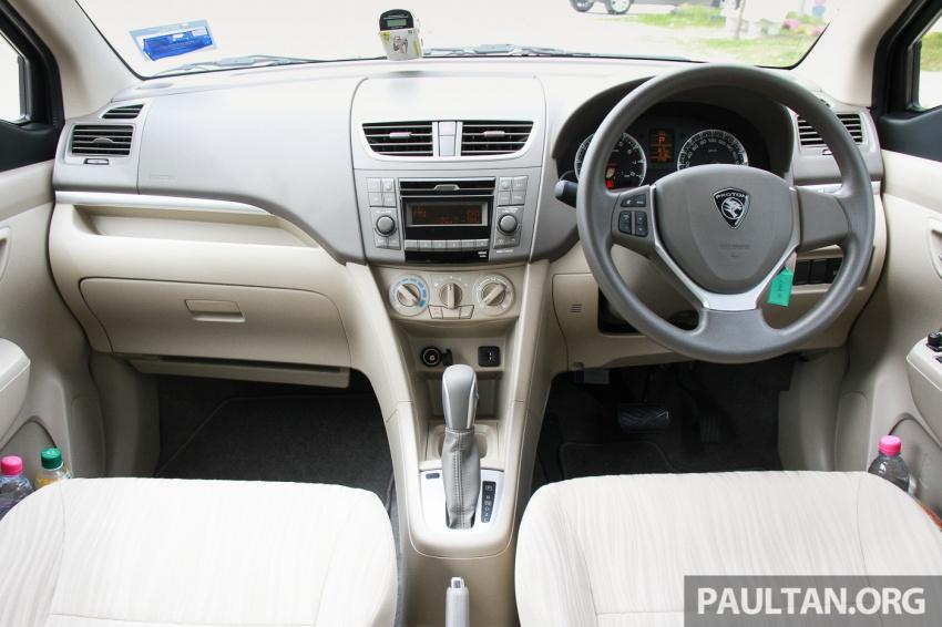DRIVEN: Proton Ertiga – taking it out on the road Image #599803