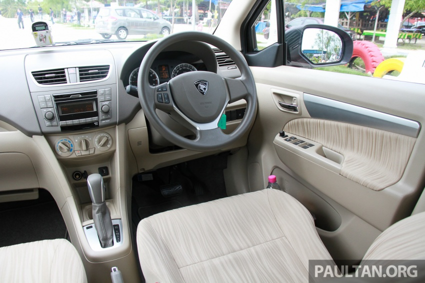 DRIVEN: Proton Ertiga – taking it out on the road Image #599804