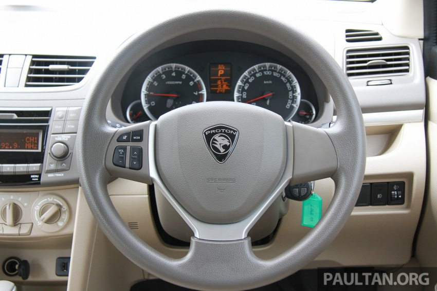 DRIVEN: Proton Ertiga – taking it out on the road Image #599806