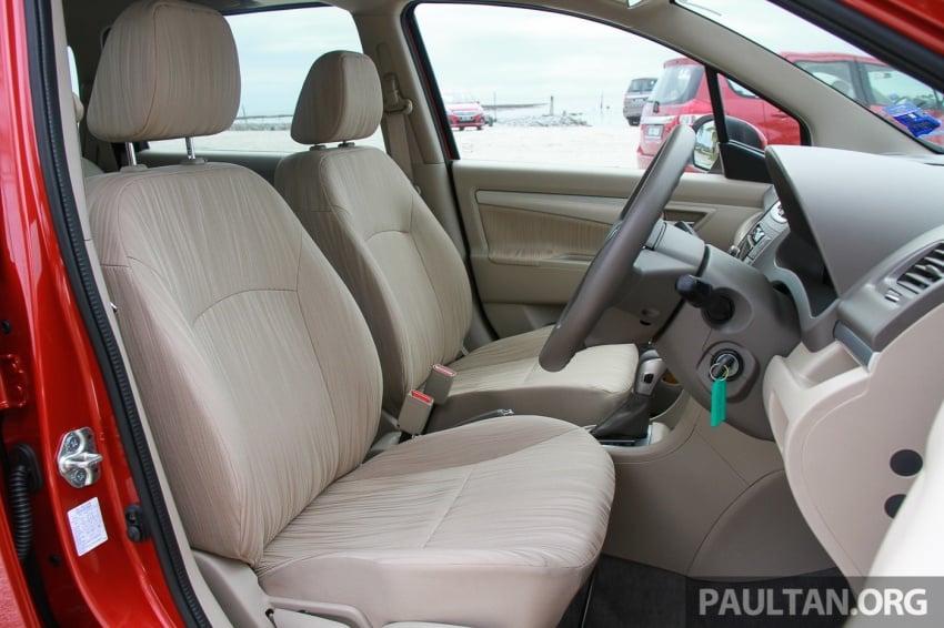 DRIVEN: Proton Ertiga – taking it out on the road Image #599813