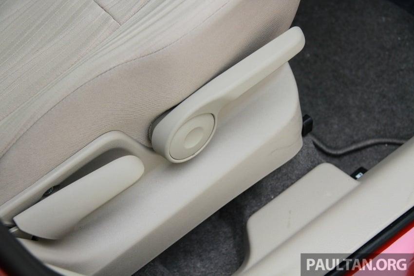 DRIVEN: Proton Ertiga – taking it out on the road Image #599814