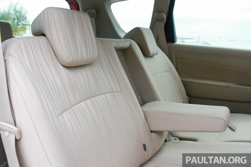DRIVEN: Proton Ertiga – taking it out on the road Image #599817