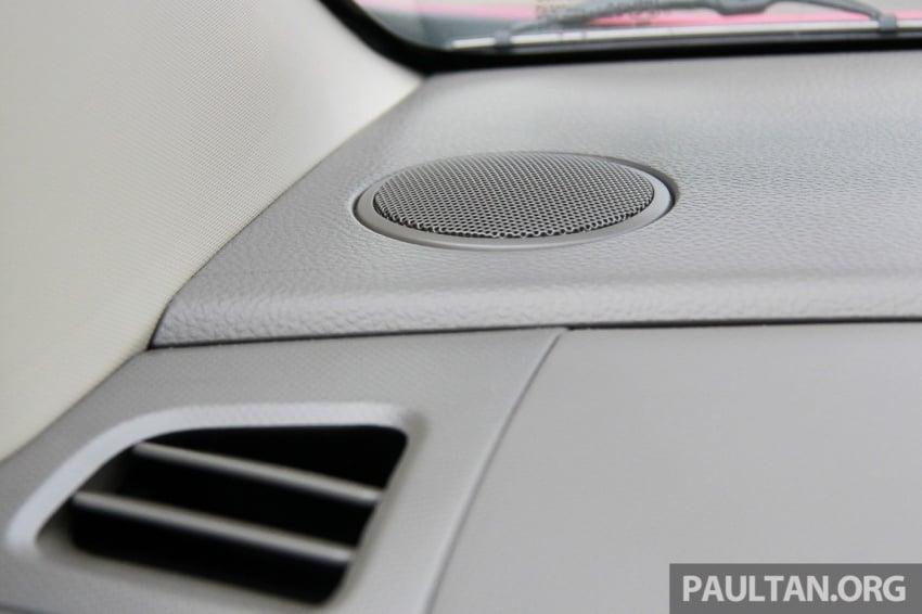 DRIVEN: Proton Ertiga – taking it out on the road Image #599819