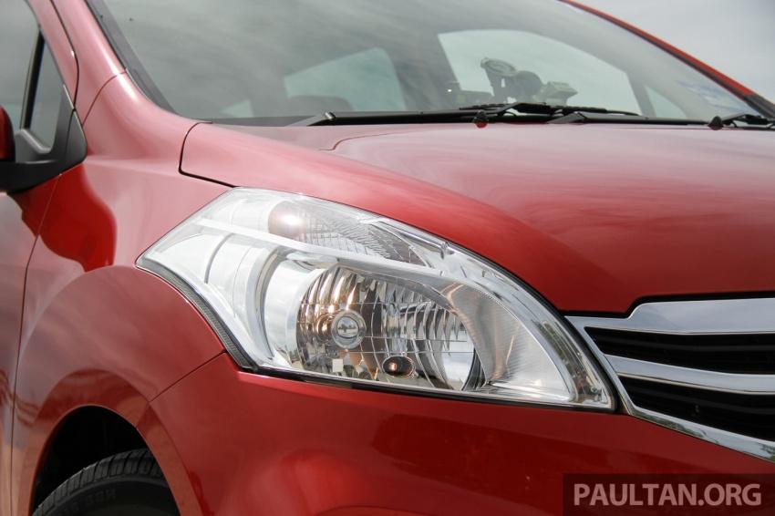 DRIVEN: Proton Ertiga – taking it out on the road Image #599785