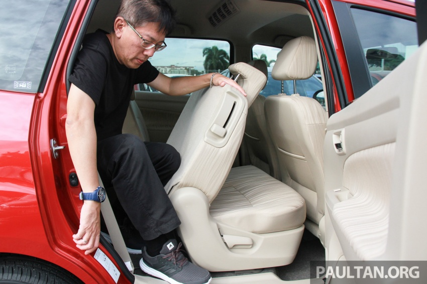DRIVEN: Proton Ertiga – taking it out on the road Image #599824