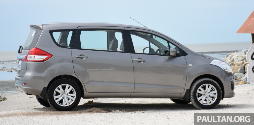 DRIVEN: Proton Ertiga – taking it out on the road Image #599829