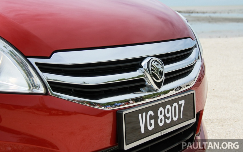 DRIVEN: Proton Ertiga – taking it out on the road Image #599786