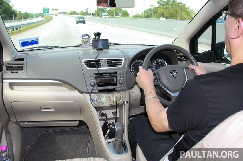 DRIVEN: Proton Ertiga – taking it out on the road Image #599840