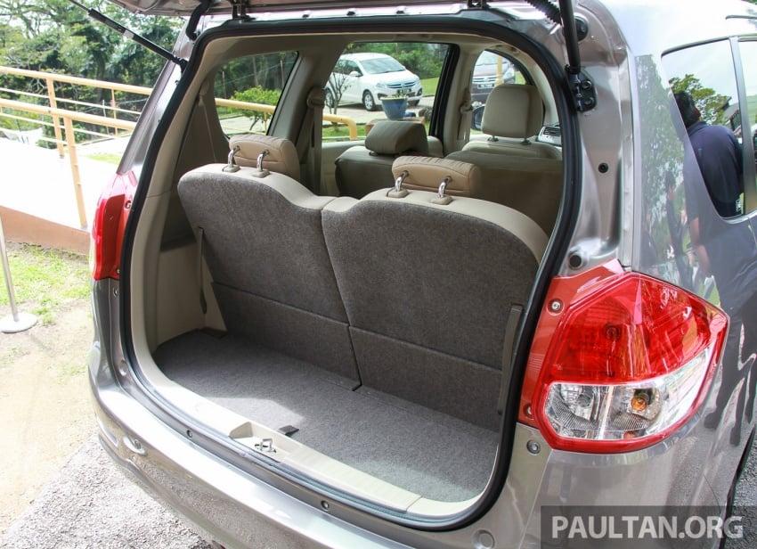 DRIVEN: Proton Ertiga – taking it out on the road Image #599842