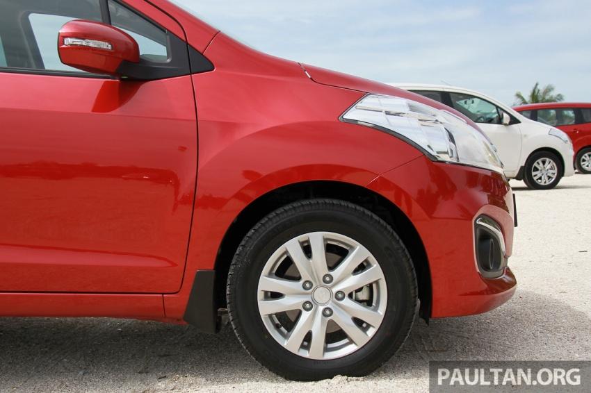 DRIVEN: Proton Ertiga – taking it out on the road Image #599788