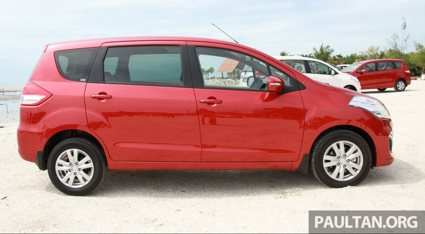 DRIVEN: Proton Ertiga – taking it out on the road Image #599789