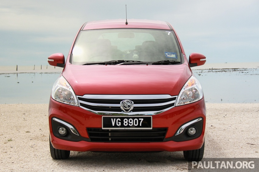 DRIVEN: Proton Ertiga – taking it out on the road Image #599790