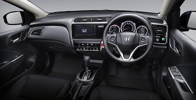 Honda City facelift unveiled in Thailand, from RM69k Image #602624