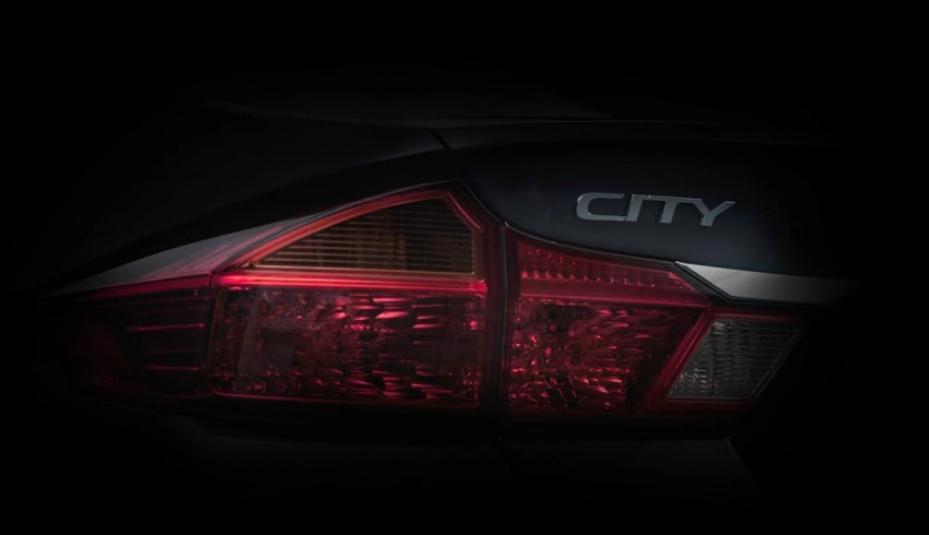 2017 Honda City facelift teased again – front shown Image #599253