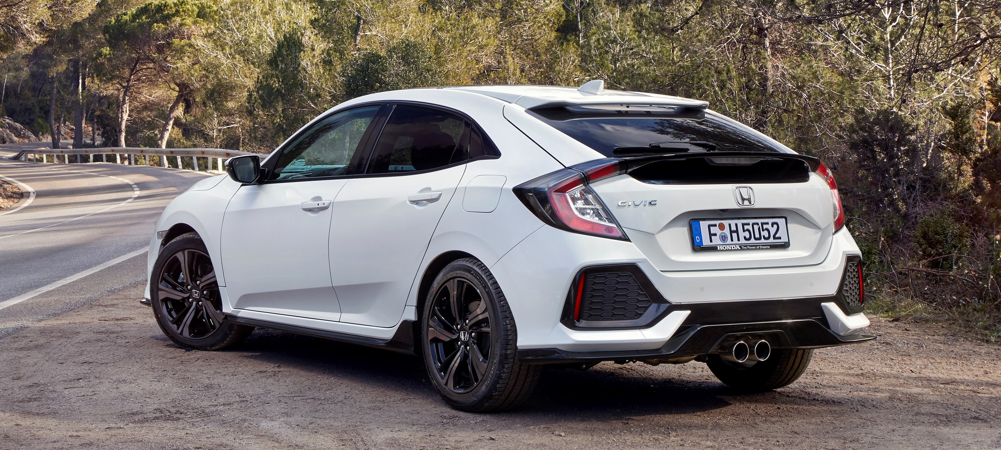 GALERI: Perincian Honda Civic Euro Hatchback 2017 Paul Tan ...