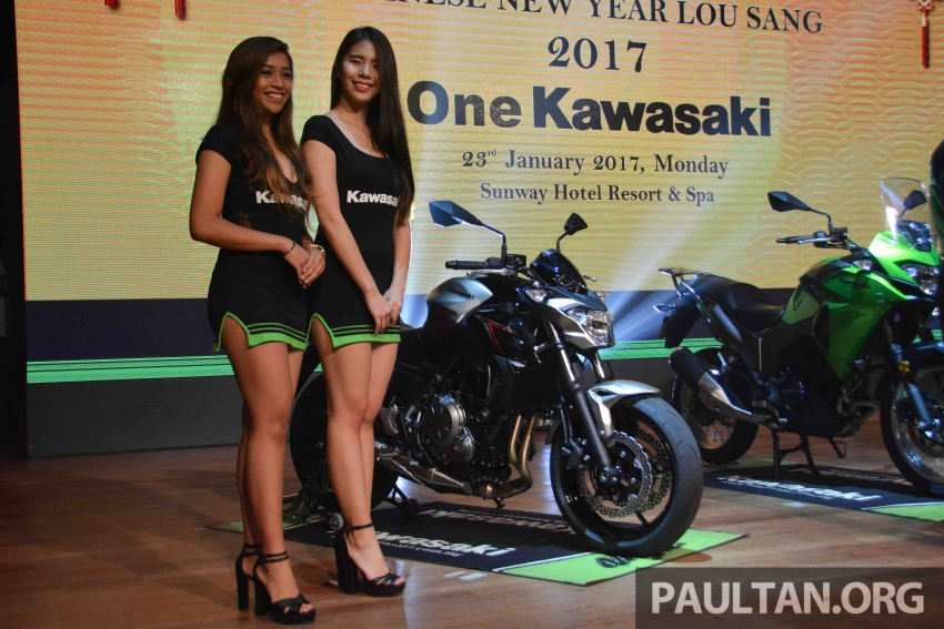 2017 Kawasaki Z900, Ninja 650, Z650 and Versys-X 250 launched in Malaysia – prices start from below RM25k Image #607776