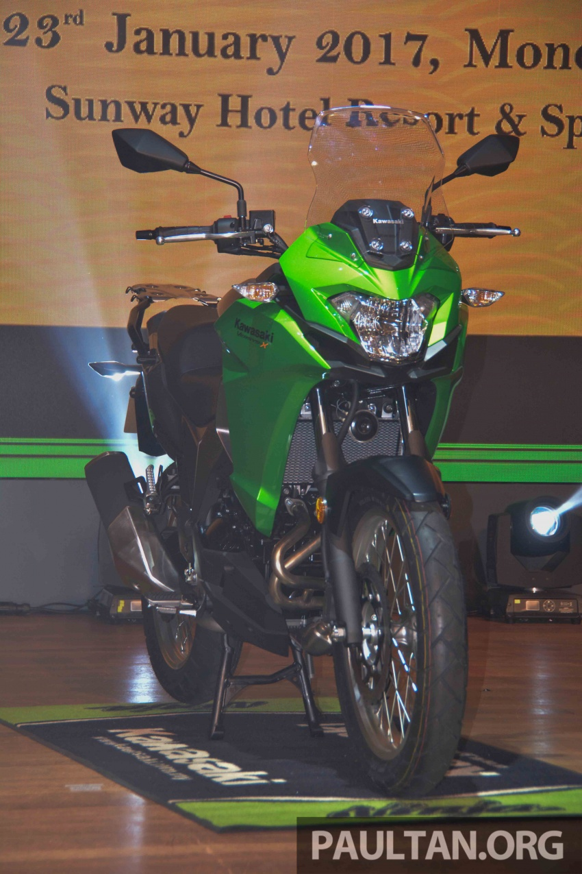 2017 Kawasaki Z900, Ninja 650, Z650 and Versys-X 250 launched in Malaysia – prices start from below RM25k Image #607777