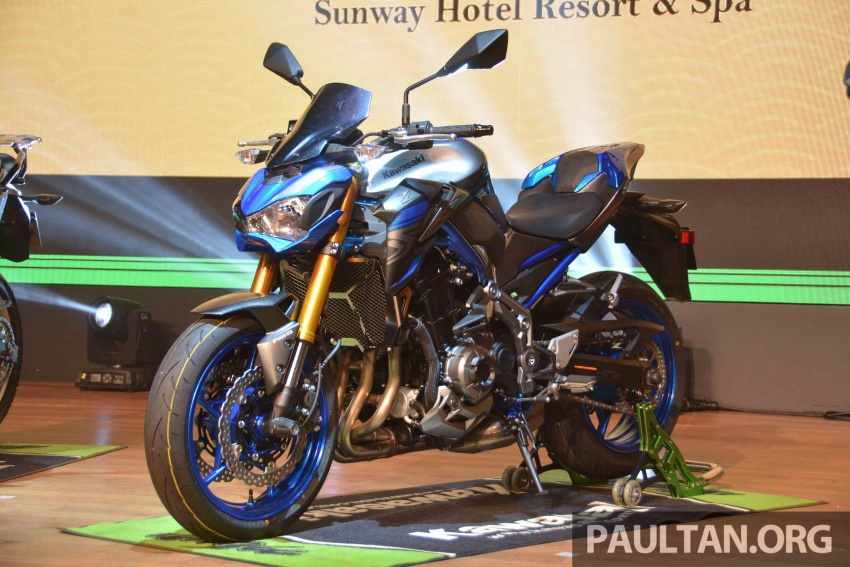 2017 Kawasaki Z900, Ninja 650, Z650 and Versys-X 250 launched in Malaysia – prices start from below RM25k Image #607779