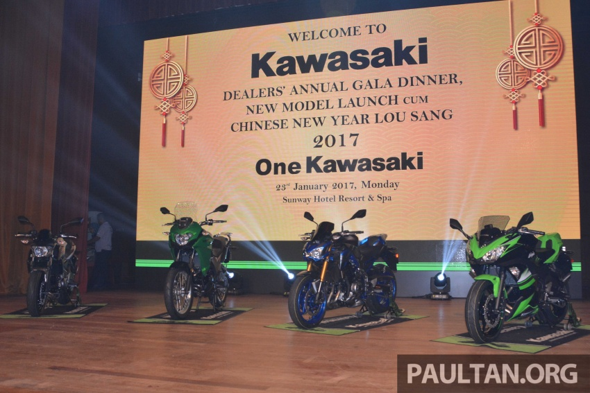 2017 Kawasaki Z900, Ninja 650, Z650 and Versys-X 250 launched in Malaysia – prices start from below RM25k Image #607780