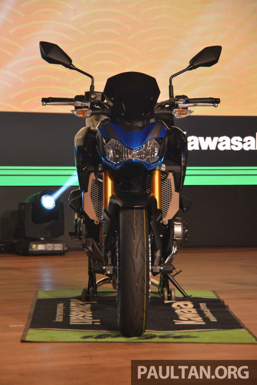 2017 Kawasaki Z900, Ninja 650, Z650 and Versys-X 250 launched in Malaysia – prices start from below RM25k Image #607781
