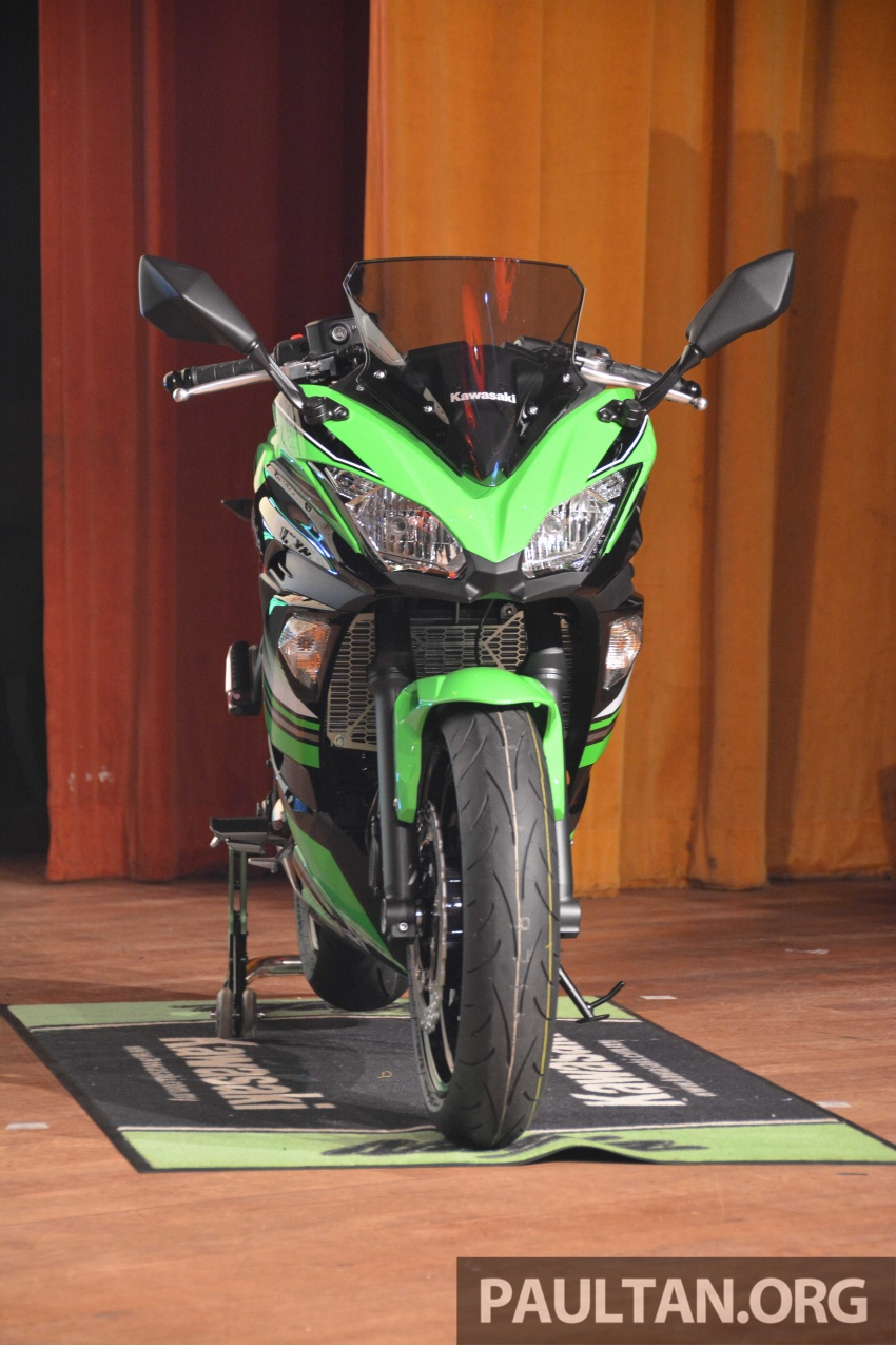 2017 Kawasaki Z900, Ninja 650, Z650 and Versys-X 250 launched in Malaysia – prices start from below RM25k Image #607767