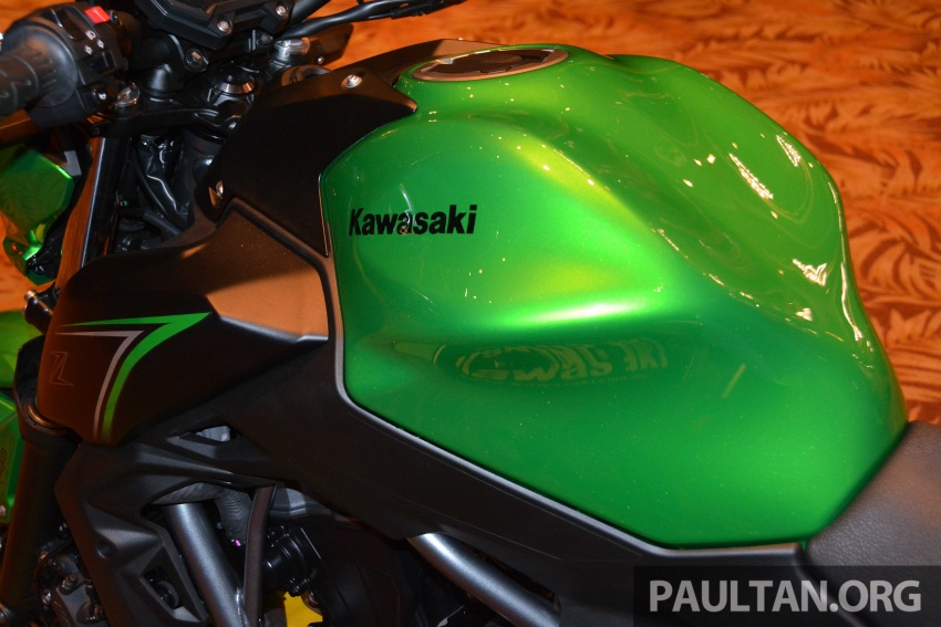 2017 Kawasaki Z900, Ninja 650, Z650 and Versys-X 250 launched in Malaysia – prices start from below RM25k Image #607808