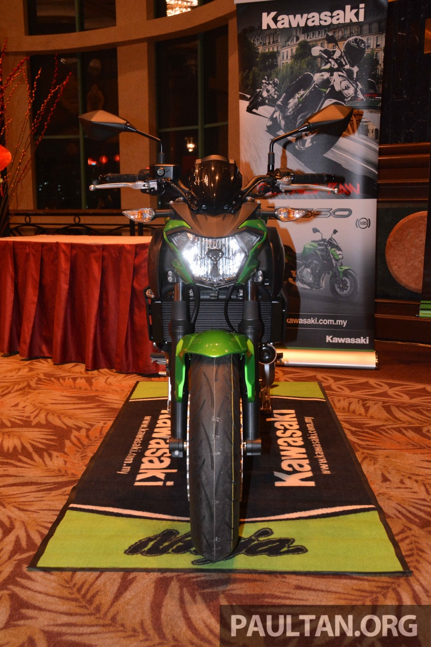 2017 Kawasaki Z900, Ninja 650, Z650 and Versys-X 250 launched in Malaysia – prices start from below RM25k Image #607811