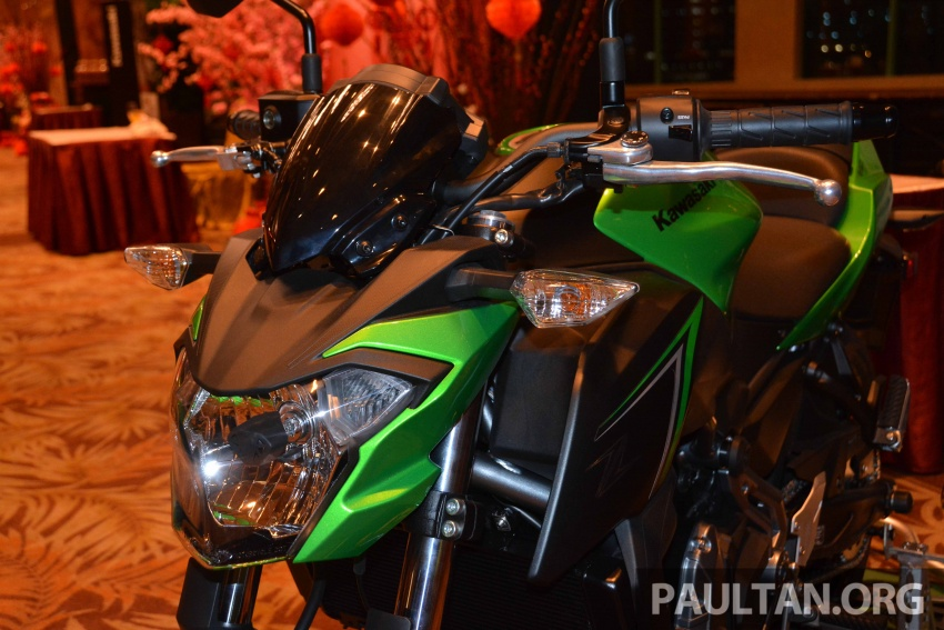 2017 Kawasaki Z900, Ninja 650, Z650 and Versys-X 250 launched in Malaysia – prices start from below RM25k Image #607812